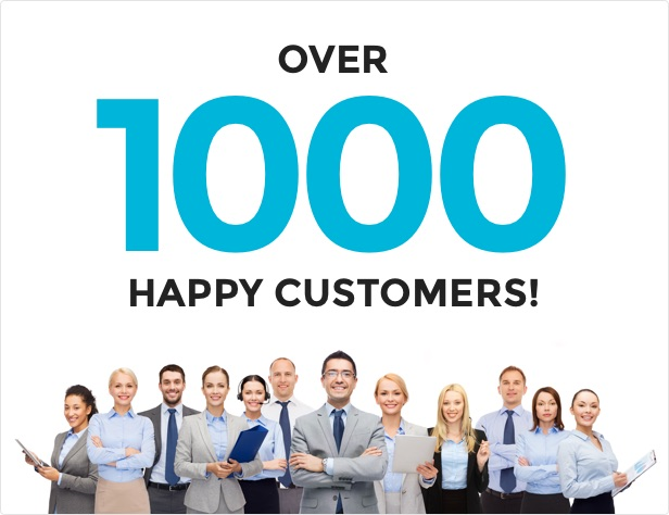 Jobsee WordPress Theme has over 1000 happy customers!