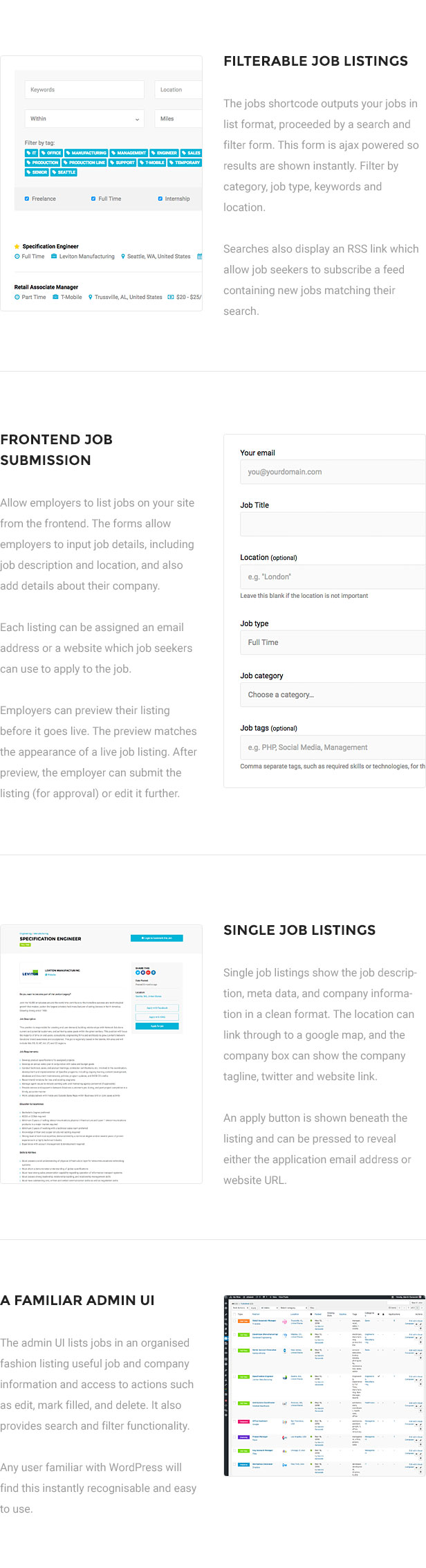 Jobseek Job Board Wordpress Theme